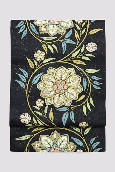 銀座【帯3355】西陣 川島織物製 本袋帯