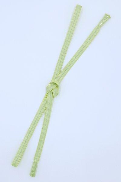 【G-1628】京都衿秀 帯締め 大和高麗組 若菜色