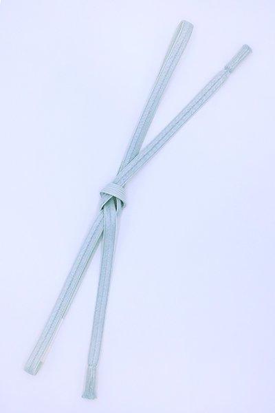 【G-1627】京都衿秀 帯締め 大和高麗組 水色