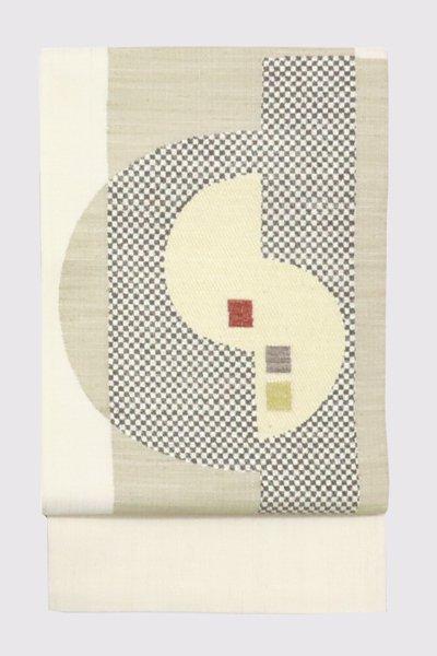 銀座【帯3390】洛風林製 袋帯