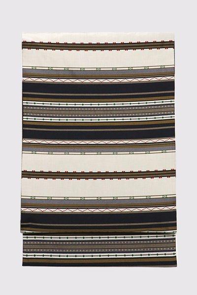 銀座【帯3424】西陣 今河織物製「木屋太」袋帯