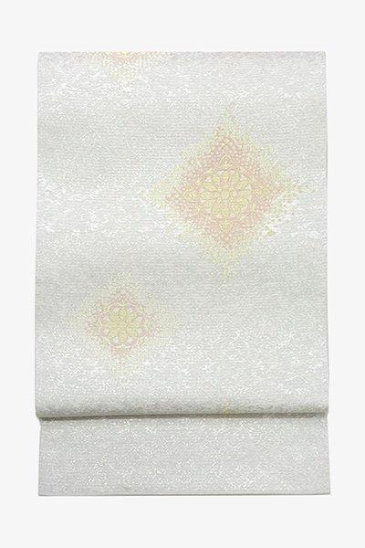 銀座【帯3464】西陣 川島織物製 絽 本袋帯