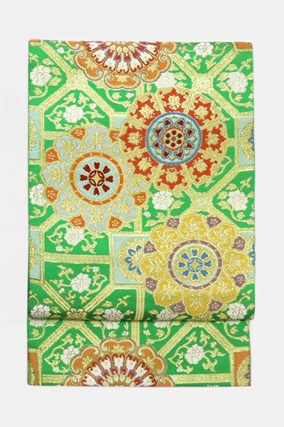 銀座【帯3471】西陣 川島織物製 本袋帯