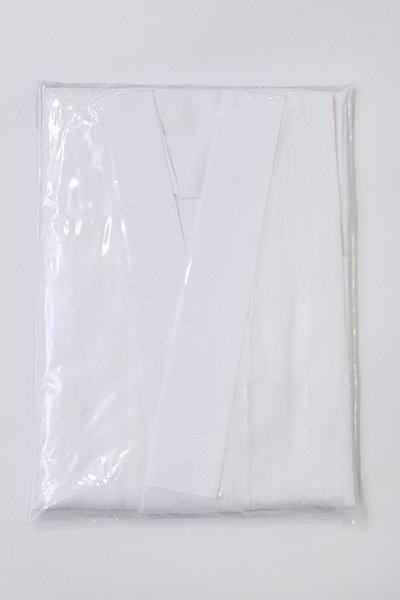 【F-467】麻 長襦袢 白色 無地(N)