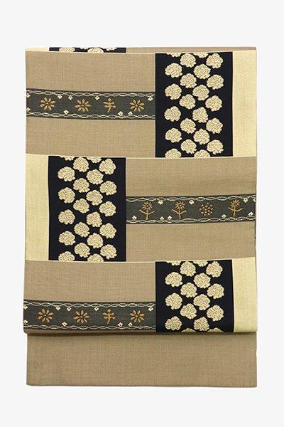 銀座【帯3482】西陣 今河織物製「木屋太」袋帯