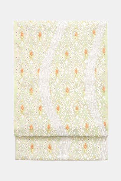 銀座【帯3521】西陣 滋賀喜織物製 袋帯
