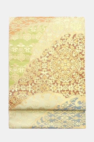 銀座【帯3569】西陣 川島織物製 本袋帯