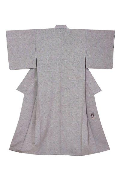 銀座【着物2943】伝統工芸士 砂川健一作 江戸小紋 (落款入)