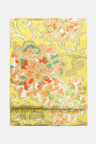 銀座【帯3594】西陣 川島織物製 本袋帯