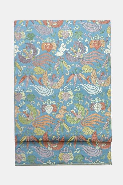 銀座【帯3598】西陣 川島織物製 本袋帯