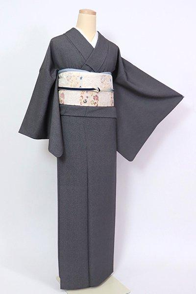 銀座【C-1981】江戸小紋 黒色 行儀