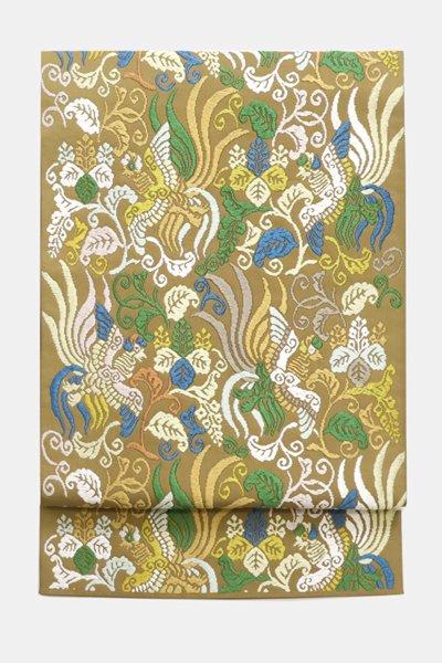 銀座【帯3653】西陣 川島織物製 本袋帯