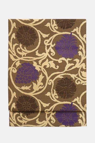 銀座【帯3663】洛風林製 袋帯