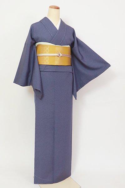 銀座【C-2009】(S・細め)江戸小紋 紺藍色 行儀