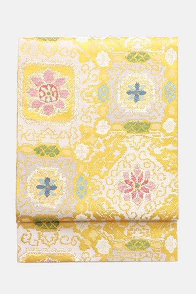 銀座【帯3693】西陣 帯屋捨松製 袋帯