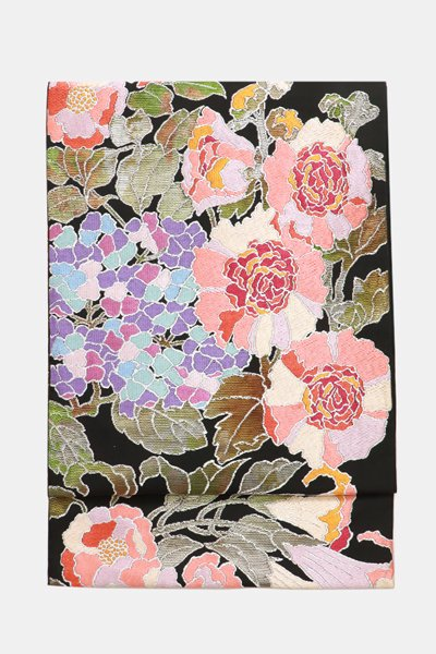 銀座【帯3702】西陣 川島織物製 本袋帯