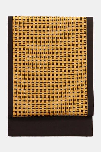 銀座【帯3714】西陣 今河織物製「木屋太」袋帯