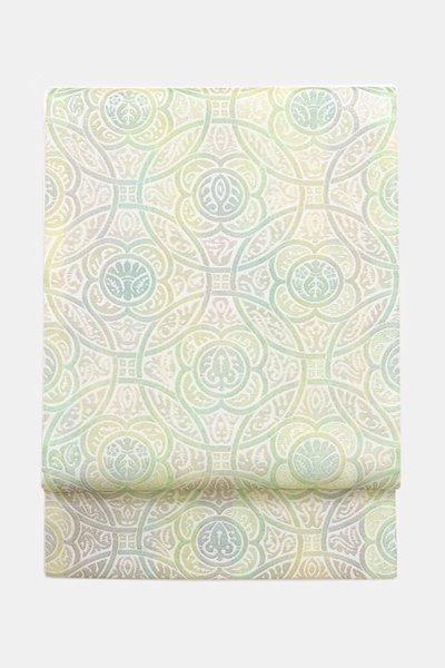 銀座【帯3741】西陣 紋屋井関製 御寮織 袋帯