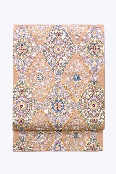 銀座【帯3955】蘇州刺繍 袋帯