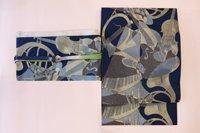 あおき【帯1466】西陣 川島織物製 本袋帯 (三越扱い)