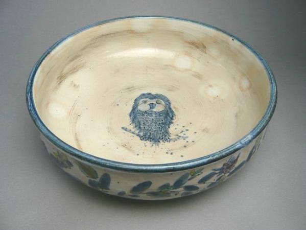 福朗銅鑼鉢 林奈緒子