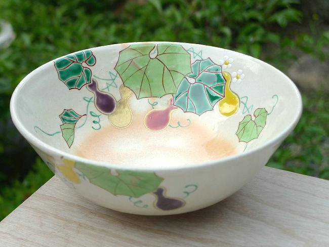 六瓢平茶碗 亨