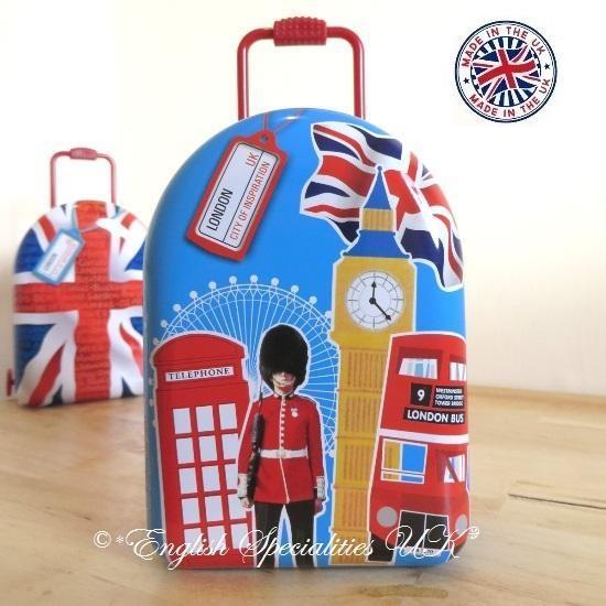 ★Sale!【Churchill's】London Wheelie /Jelly Beansチャーチルズ ロンドン ウィーリー缶 ジェリービー…
