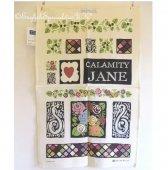 【McCAW ALLAN】Julie Dodsworth Calamity Jane Tea Towel<br>ジュリー・ドッズワース カラミティージェーン ティータオル