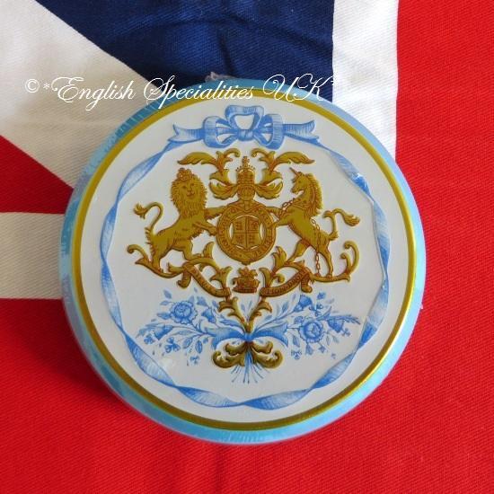 【Royal Collection】QUEENS 90TH BIRTHDAY MINT Tin バッキンガム宮殿 エリザベス女王90歳バースデーミントティン