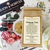 【Nelson & Norfolk】Norfolk Tea Teabags  <br>ネルソン&ノーフォーク  ノーフォークティー ティーバッグ