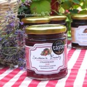 【Season's Bounty】Strawberry Jam with Norfolk Lavender<br>シーズンズ・バウンティ ストロベリージャム ノーフォークラベンダー