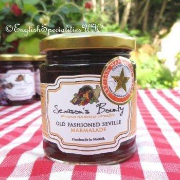 【Season's Bounty】Old Fashoned Seville Marmalade<br>シーズンズ・バウンティ オールド ファッション セヴィル マーマレード