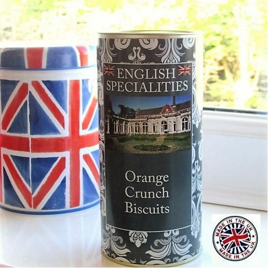 【English Specialities】Orange Crunch Biscuitsイングリッシュ・スペシャリティーズ オレンジクランチビスケ…