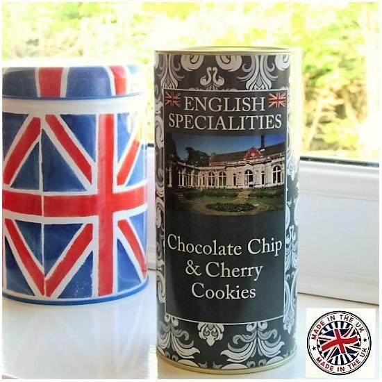 【English Specialities】Chocolate Chip & Cherry Cookies イングリッシュ・スペシャリティーズ チョコレートチップ&チェリークッ…