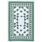 【Ulster Weavers】Shamrocks Linen Tea Towel<br>アルスターウィーバー シャムロック リネンティータオル