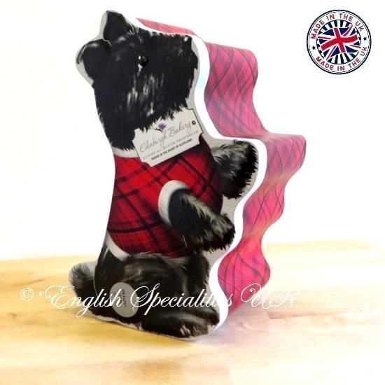 【Edinburgh Bakery】Shortbread Scottie Dog Tinエディンバラベーカリー ショートブレッド スコッティドッ…