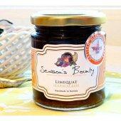 【Season's Bounty】Limequat Marmalade<br>シーズンズ・バウンティ ライムクワット(金柑ライム)マーマレード