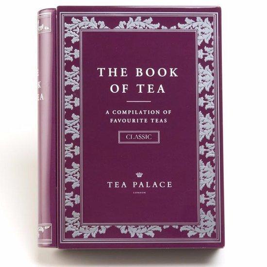 【TEA PALACE】The Book of Tea - Class...