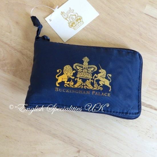 【Royal Collection】Buckingham Palace Pocket Bagロイヤルコレクション バッキンガム宮殿 ポケットバッグ