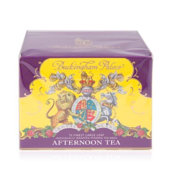 【Royal Collection】 Buckingham Palace AFTERNOON Teaバッキンガムパレス アフタヌーンティー15ティーバッグ