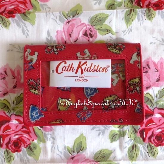 ★Sale!【Cath Kidston】Royal Stan Red...
