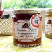 【Season's Bounty】Old Fashioned Seville Marmalade Navy Rum<br>オールド ファッション セヴィル マーマレードネイビーラムマーマレード