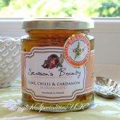 【Season's Bounty】 Lime Chilli Cardamon  Marmalade<br>シーズンズ・バウンティ ライム チリ カルダモン マーマレード
