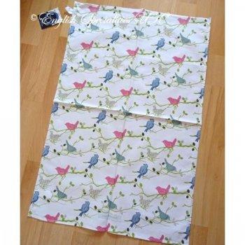 【Samuel Lamont】Julie Dodsworth Time to Nest Cotton Tea Towel<br>ジュリー・ドッズワース タイムトゥネスト コットンティータオル