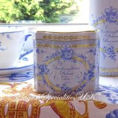 【The Royal Collection】ROYAL BIRDSONG Teabags Caddy<br>バッキンガム宮殿 ロイヤルバードソング ティーキャディー