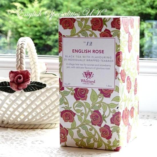 【Whittard】Tea Discoveries English R...