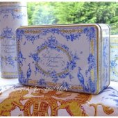 【Royal Collection】ROYAL BIRDSONG Shortbread Biscuit Tin <br>バッキンガム宮殿 ロイヤルバードソング ショートブレッド ビスケット缶