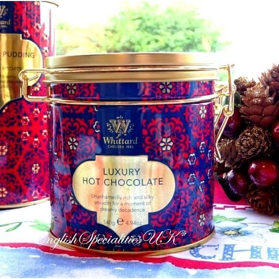 【Whittard】Luxury Hot Chocolate TIN...