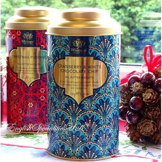 【Whittard】Cranberry & White Cho...