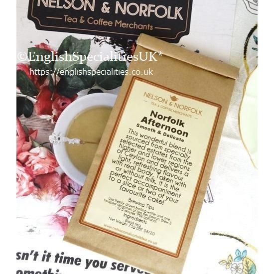 【Nelson & Norfolk Tea】AFTERNOON...